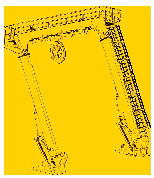 Allied Marine Cranes